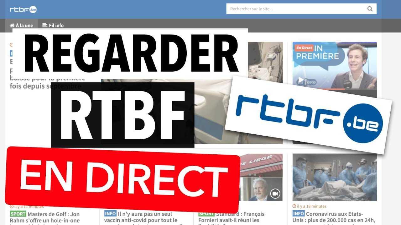 Comment trouver la chaîne RTBF ?