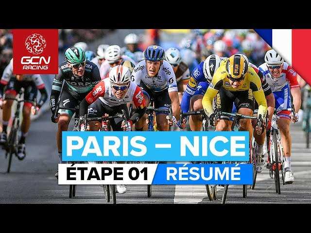 Quel chaîne Paris-nice cyclisme ?