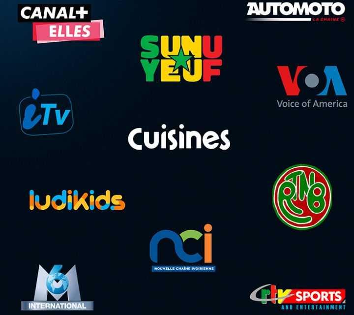 Quelle chaîne Canal sport ?