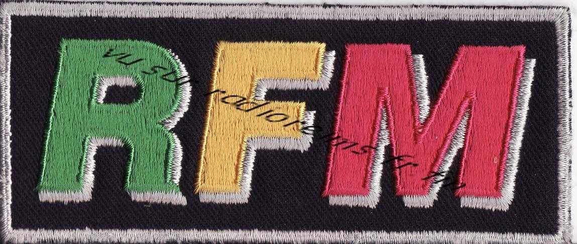 Quelles sont les couleurs de RFM ?