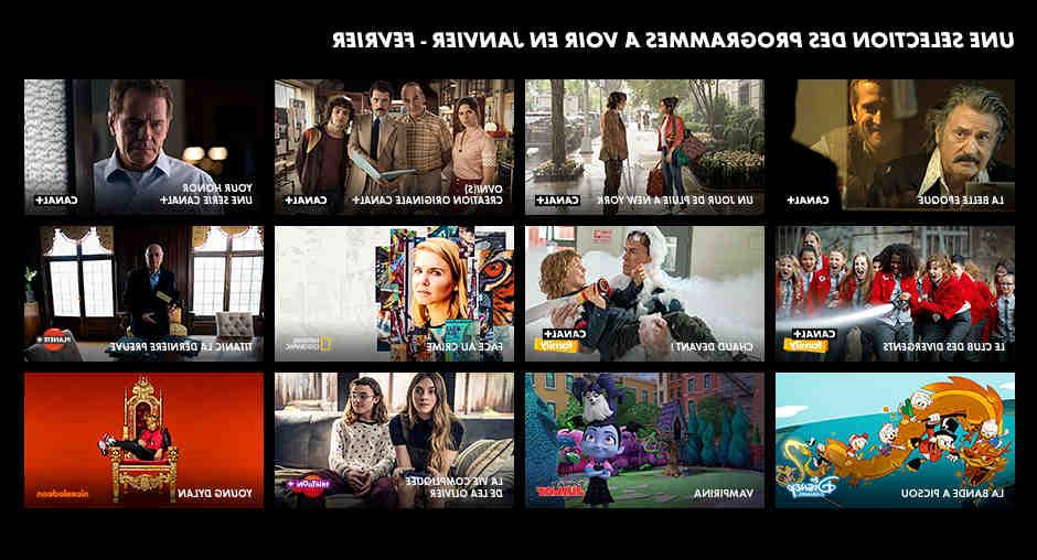 Quelle chaîne Canal Plus Family?