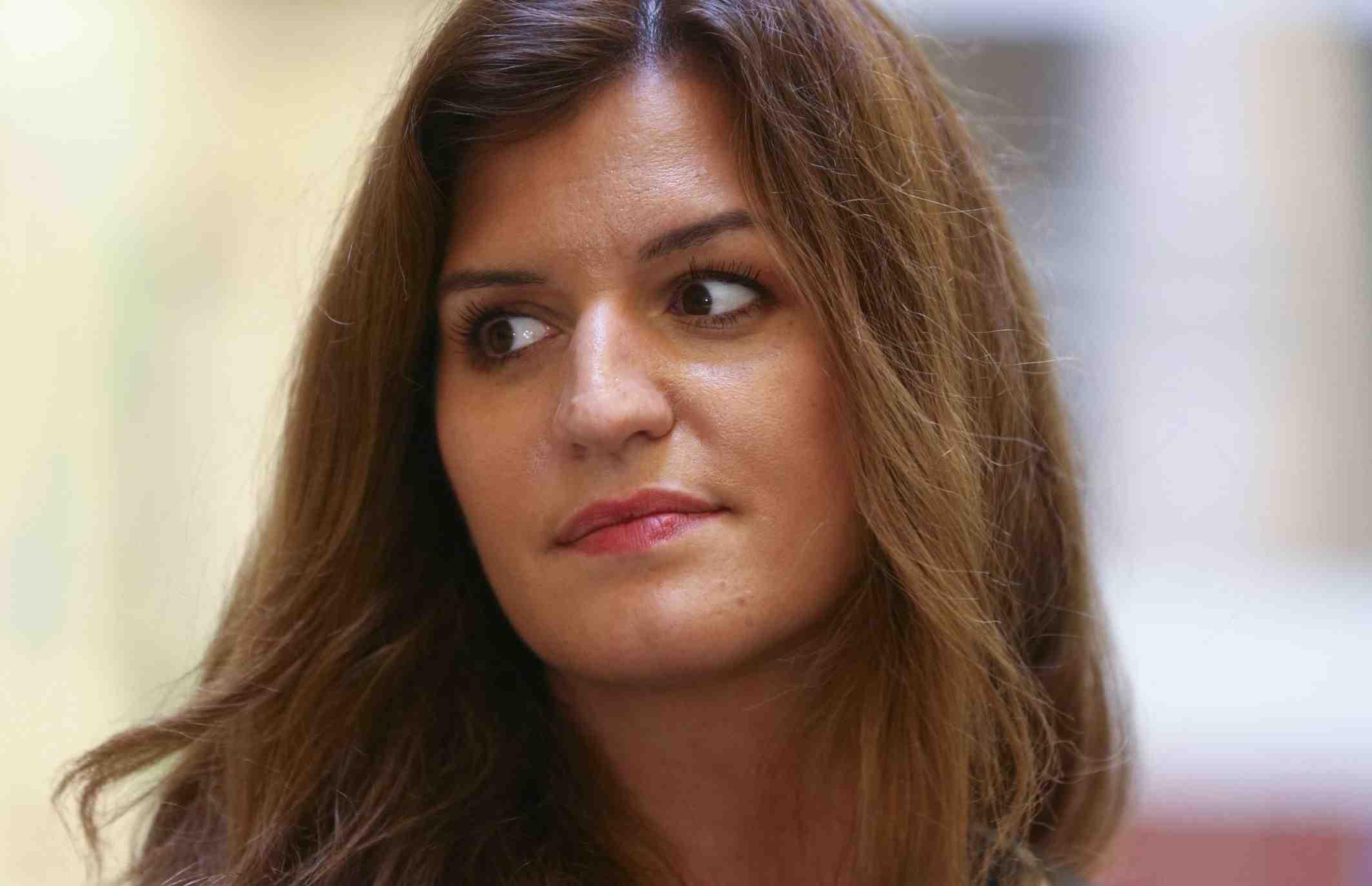 Dans TPMP, Marlène Schiappa raconte le jour où elle a été suivie dans un train