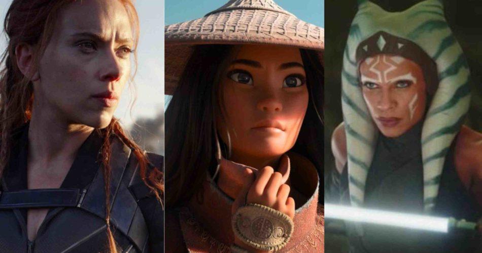 Disney, Pixar, Marvel, Star Wars... : les films prévus au cinéma et sur Disney+ en 2021 et au-delà