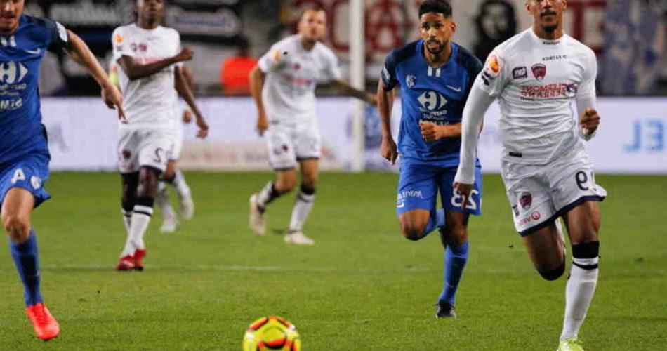 En Ligue 2, Clermont s'impose à Grenoble et se rapproche de l'élite