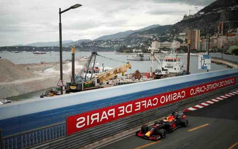F1: le Grand Prix de Monaco avec 7500 spectateurs fin mai