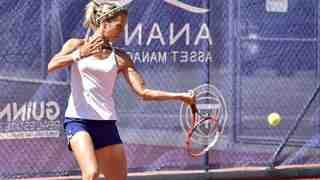 Tennis: à Sierre, les Valaisans Léo Galliano et Thomas...