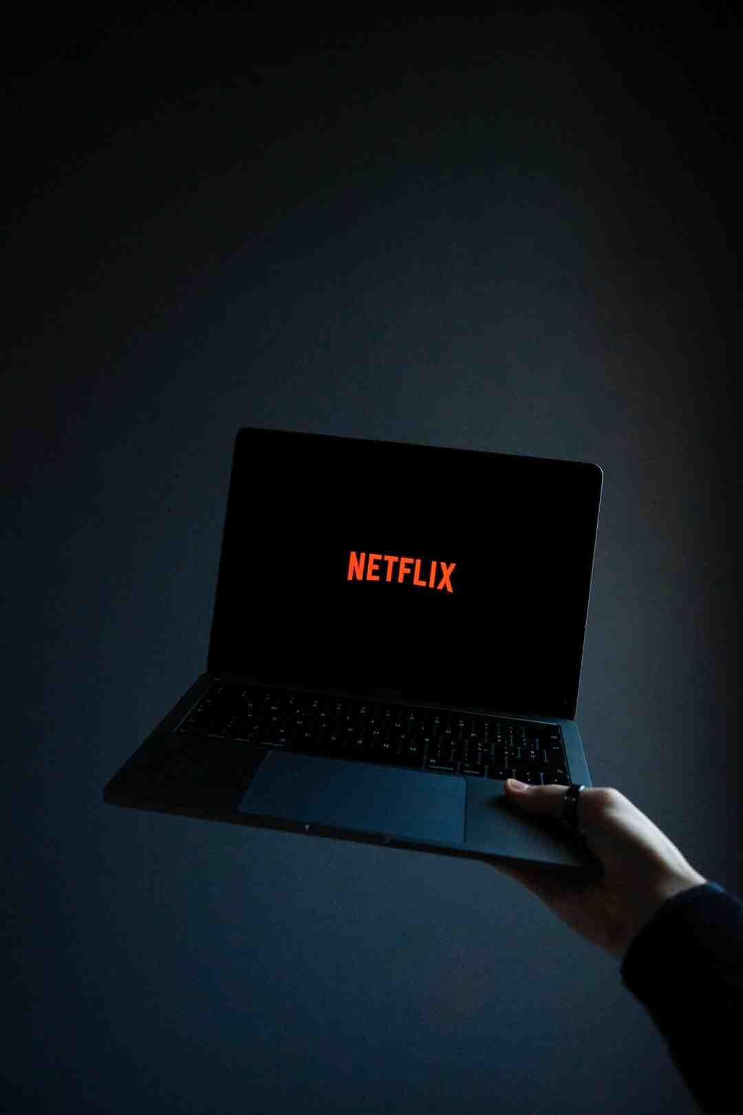Comment déconnecter un compte Netflix ?